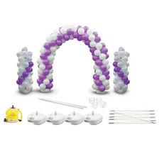 latex balloon arch kit
