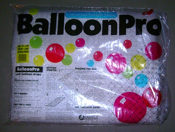 DROP KIT 14'x50' INCLUDES 1300 Balloons & Pumps FREE SHIPPING #C2000-KIT