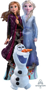 NEW Elsa Frozen Airwalker Balloon #40392