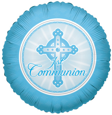 communion balloons