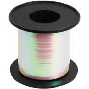 "Iridescent Thin Curling Ribbon 3/16""x750'"