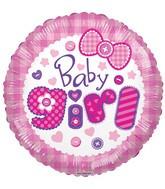 baby girl balloons