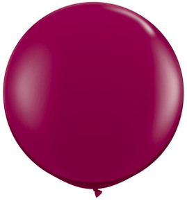 "36"" Qualatex Sparkling Burgundy 1ct #43367"