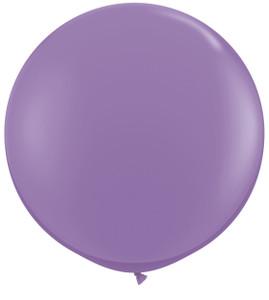 "36"" Qualatex Spring Lilac Balloons 1ct #43656"