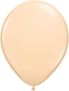 "5"" Qualatex Blush Latex Balloons 100Bag #99319-5"