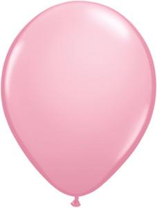 """5"""" Qualatex Pink Latex Balloons 100Bag #43575-5"""