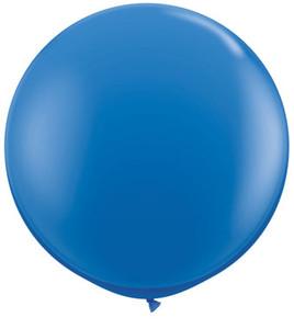 "36"" Qualatex Dark Blue Balloons 1ct #41996"