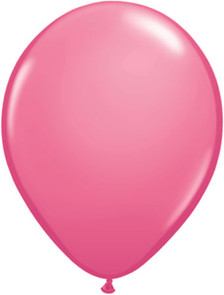 """rose balloons 16"""" rose color latex balloons"""