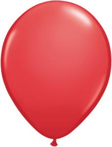 """16"""" Qualatex Standard Red 50ct #43897"""