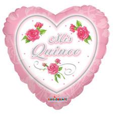 Quinceanera Balloons
