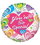 """18"""" You're So Special Helium Foil Balloons (5 Pack)#15149"""