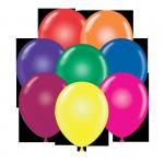 Crystal Assortment Balloons