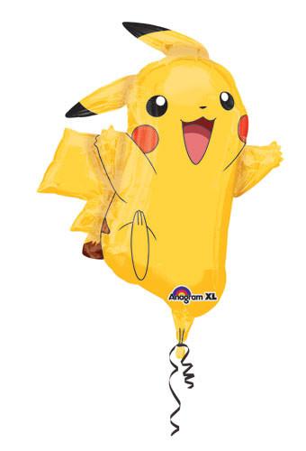 pokemon balloons jumbo pikachu balloon