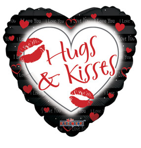 "9"" Mini Air Fill Only Hugs & Kisses Air Fill (5 PACK)""17846-09"
