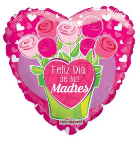 spanish happy mother's day