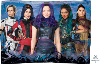 descendants balloons