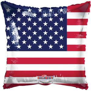 flag balloons american flag balloon