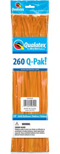 260q orange q pak
