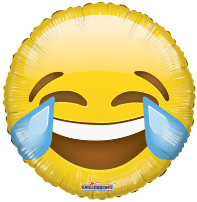 lmfao emoji balloon