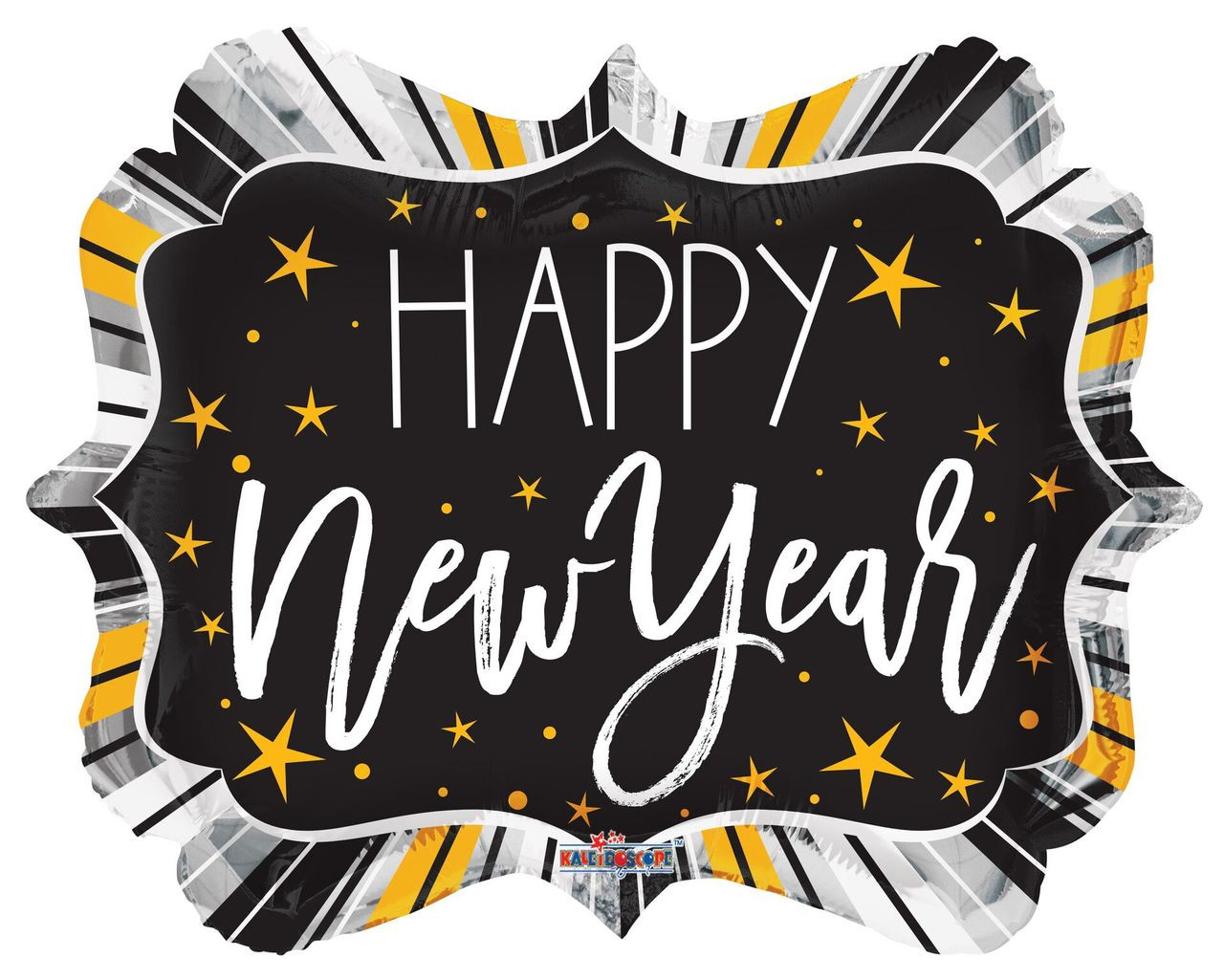 Happy New Year Balloons 87