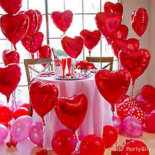 bulk red heart balloons wholesale red heart balloons