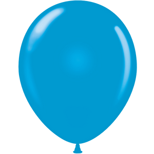 "11"" Latex Balloon (Standard Colors) - Custom Balloon Printing"