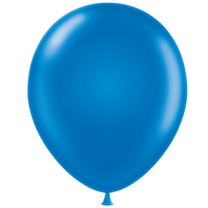 "11"" Latex Balloon (Metallic Colors) - Custom Balloon Printing"