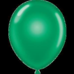 "14"" Latex Balloon (Crystal Colors) - Custom Balloon Printing"