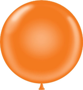 "17"" Latex Balloon (Standard Colors) - Custom Balloon Printing"