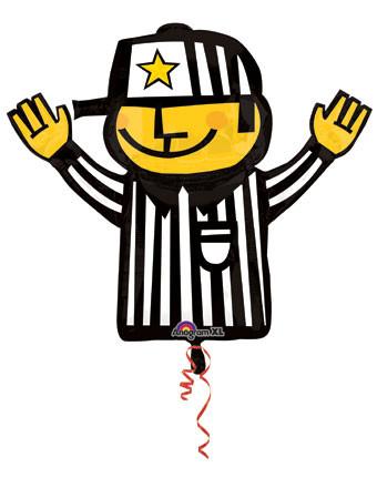 referee balloon