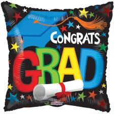 mini graduation balloons
