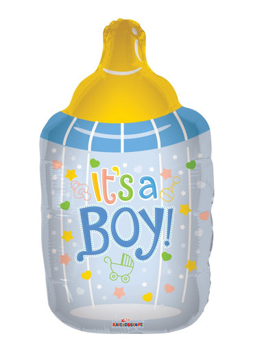 baby bottle balloon