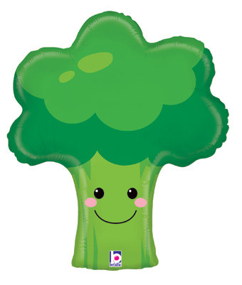 broccoli balloons