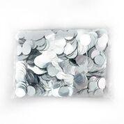 confetti silver confetti