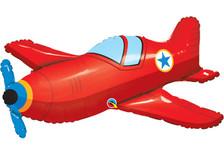 airplane shape balloon