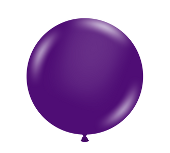 crystal purple balloons tuf tex