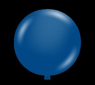 crystal sapphire blue balloons tuf tex balloons