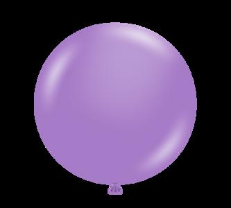 lavender balloons tuf tex balloons
