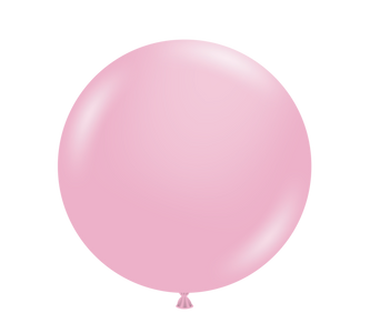 tuf tex balloons shimmering pink