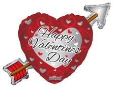 Happy Valentin's Day Balloons