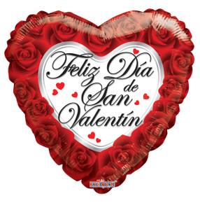 spanish valentin balloons