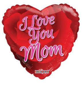 i love mom balloons