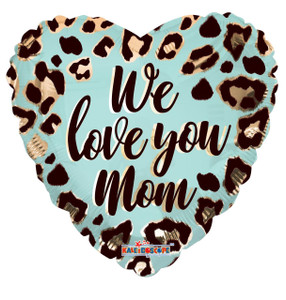 we love mom balloons