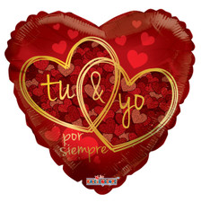 spanish love balloons
