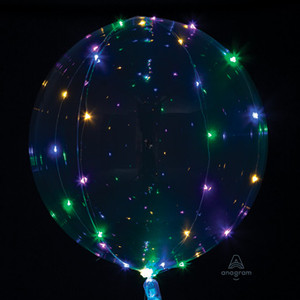 light up balloons multi color light balloons