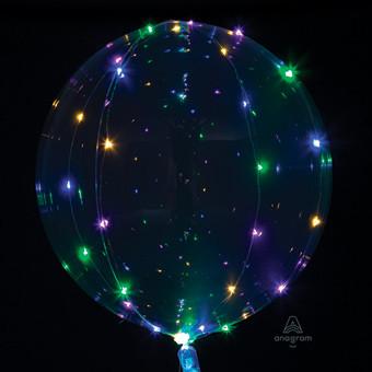light up balloons multi color light balloons