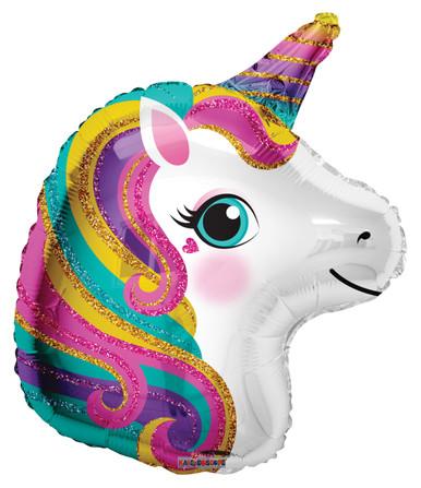 unicorn balloons