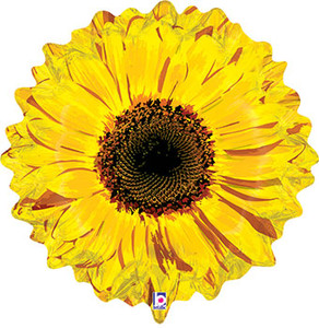 sun flower balloon