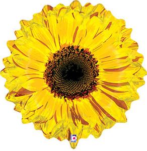 sun flower balloon