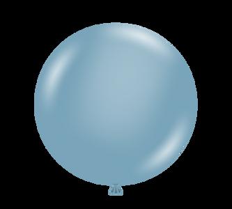 blue slate tuf tex balloons